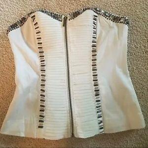 Bebe corset top xxs